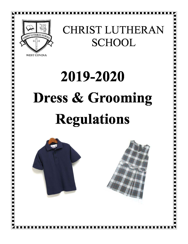 dress-code-2019-2020