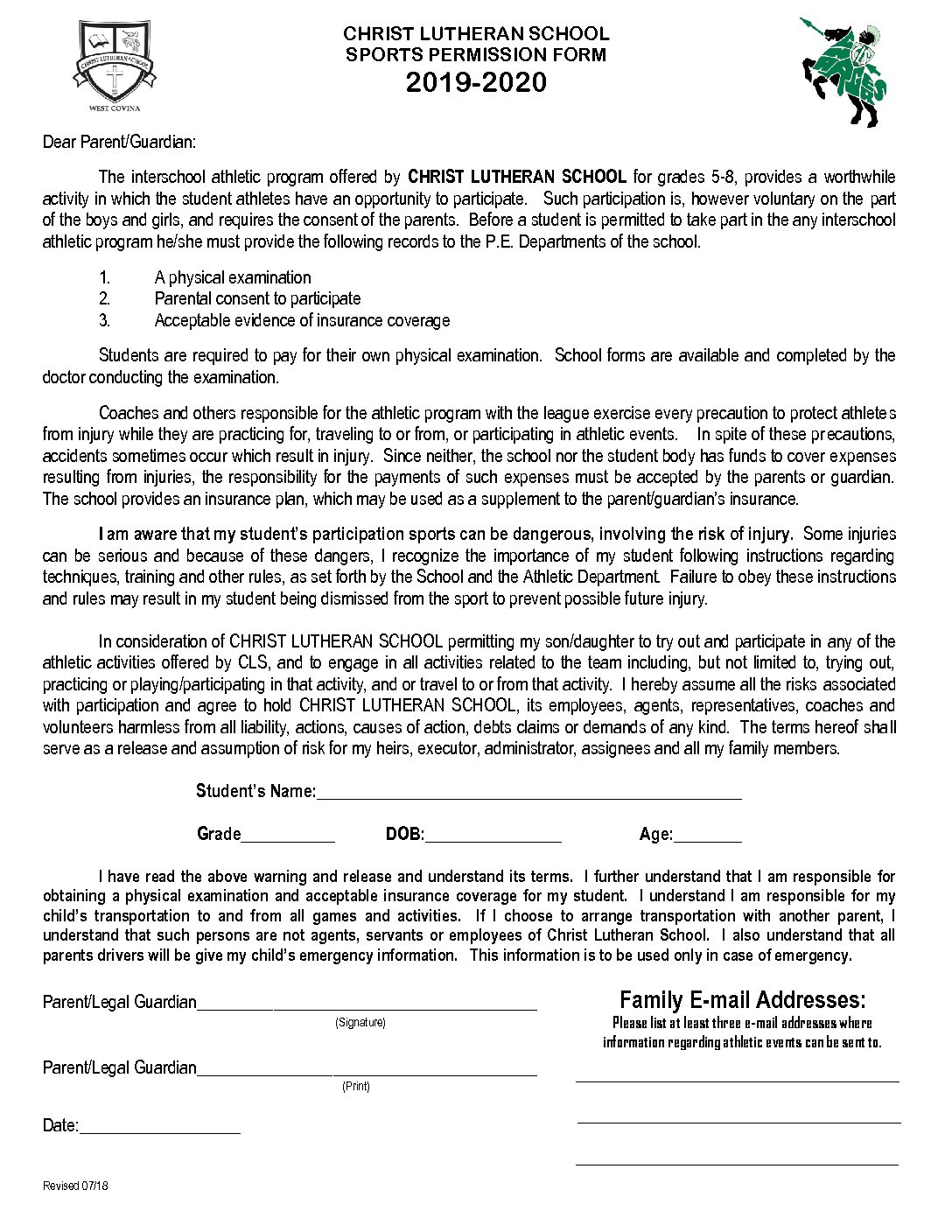 sports-parent-letter-physical-19-20